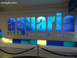 Aquaria KLCC Malaysia